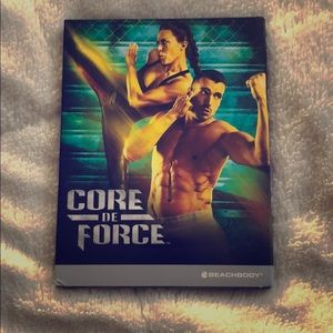 Beachbody core de force kickboxing program